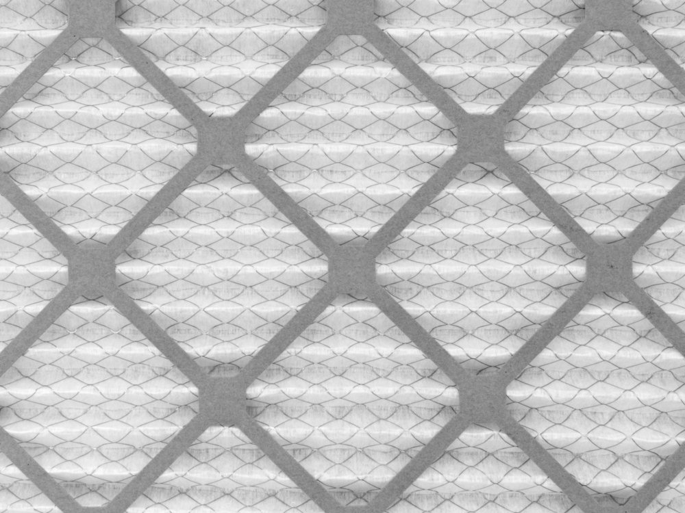 pleated furnace filter