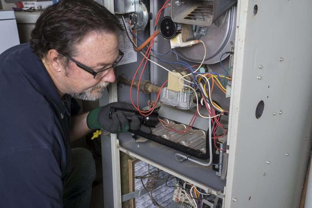furnace repairman